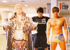 El Desperado, Kota Ibushi, Japan Pro Wrestling, Adam Cole, Kenny Omega, Professional Wrestling, Boys, People, Models