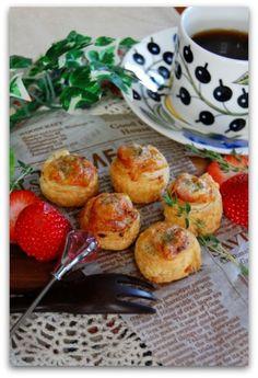 「冷凍パイシートで簡単ウインナー巻き」のレシピ by バリ猫さん   料理レシピブログサイト タベラッテ