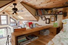 Check out this awesome listing on Airbnb:  Maiden Mansion - Tiny House  in Seattle