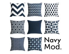 The Navy Mod Collection is printed on a high quality cotton slub with matching organic dye. Cotton slub has a surface texture that resembles linen.