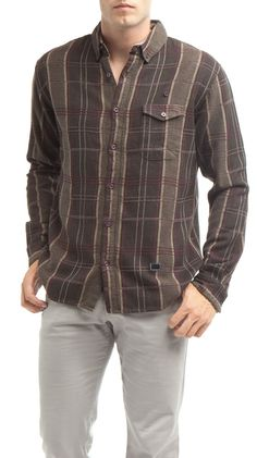 The Low End Button-Down Shirt,