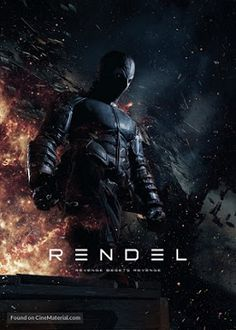 Héroes de Acción. : RENDEL. (TRAILER 2017)