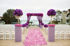 Styled the Aisle | Wedding Ceremony Ideas - Belle the Magazine . The Wedding Blog For The Sophisticated Bride