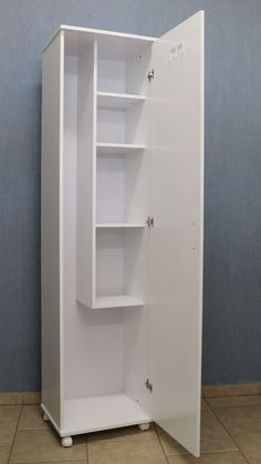 """See our web site for additional details on """"laundry room storage small cabinets"""". It is actually a great spot to find out more. Broom Storage, Utility Room Storage, Utility Closet, Laundry Room Organization, Laundry Room Storage, Laundry Room Design, Storage Room, Kitchen Storage, Laundry Nook"""