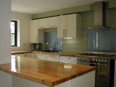 Kitchen fitted by DKM Developments Ltd