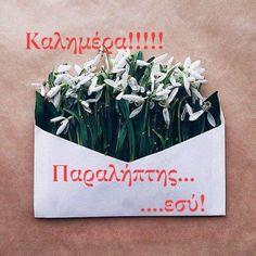 Good Morning, Decoupage, Anna, Quotes, Beautiful, Greek, Buen Dia, Quotations, Bonjour
