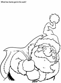Dover Publications  What to Doodle? Christmas Creations! by Chuck Whelon * Christmas Coloring pages colouring adult detailed advanced printable Kleuren voor volwassenen coloriage pour adulte anti-stress kleurplaat voor volwassenen Line Art Black and White Santa Noel Peace Gift decoration Toy  Present Elf Ornament Candy Joy Carol Stocking Family