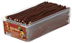 Haribo Balla-Balla Cola (150 pcs) - 3 lbs - GermanCandy4You Bulk Candy, Candy Shop, Baby Food Recipes, Gourmet Recipes, Chocolate Candy Brands, Amazon Auto, Haribo Sweets, Kids Toy Shop, Cupcake Recipes