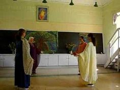 Preliminary exercises in Eurythmy- Five pointed star