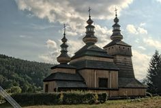 Cerkiew w Krempnej | Beskid Niski #Krempna #cerkiew #BeskidNiski #Poland #Polska
