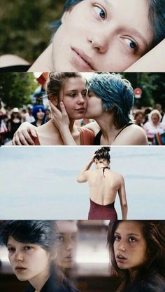 Blue is the warmest color ♥