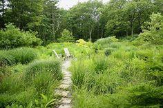 The Garden at Federal Twist : Garden Directory : The Garden Conservancy The Last Exit, Valley Nursery, Gravel Path, Small Ponds, Garden Show, Woodland Garden, Public Garden, Garden Spaces, Water Features