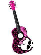 #SearsWishlist Monster High® Novelty Acoustic Guitars from Sears Catalogue  $49.99 Acoustic Guitars, Monster High, Music Instruments, Musical Instruments