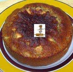 FIEL AO TACHO: BOLO DE MAÇÃ COM VINHO MOSCATEL Portuguese Recipes, Portuguese Food, Cake Cookies, Delicious Desserts, Recipies, Cheesecake, Food And Drink, Sweet, Yummy Recipes