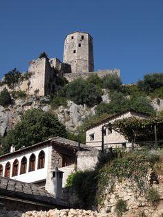 Počitelj-Bosnia and Herzegovina...