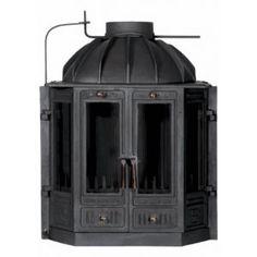 """Żeliwny wkład kominkowy z """"łamanymi"""" drzwiczkami #Kornak 2 http://www.wkladykominkowe.net.pl/produkt/zeliwny-wklad-kominkowy-z-lamanymi-drzwiczkami-kornak-2  #kominek #fireplace #oldschool #sweethome #inspirtation"""