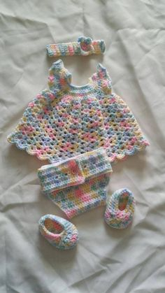 Check out this item in my Etsy shop https://www.etsy.com/listing/228549958/0-3-month-crochet-baby-girl-set