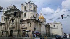 Iglesia la Merced, Centro Historico, Guatemala