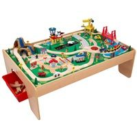 KIDS WATERFALL MOUNTAIN TRAIN SET | Kid Kraft | Luxury Wooden Play Table | Childrenu0027s Busy  sc 1 st  Pinterest & BRIO - Wooden Toys http://www.smallable.com/1841-brio | Toys ...