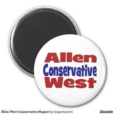 Allen West Conservative Magnet