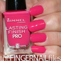 106 Best 99 Shades Of Pink Nail Polish Images On Pinterest