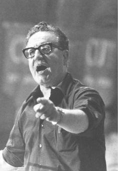 Salvador Allende Gossens