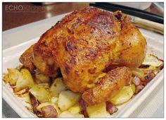 A taste of memories -- Echo's Kitchen: Spicy Roast Chicken