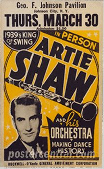 Artie Shaw - Inducted in 1996 Critics poll