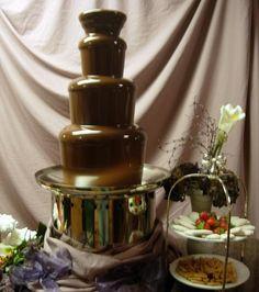 Sephra Chocolate Fountain
