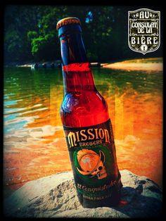 El Conquistador, Mission brewery, Au Consulat de la Bière. Ipa, Brewery, Beer Bottle, Drinks, Drinking, Beverages, Drink, Beverage, Cocktails