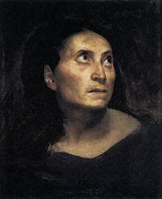 Como se puede pintar así. Theodore Gericault.