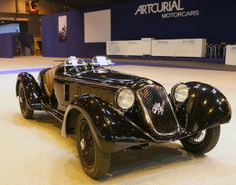 Alfa Romeo 1929 supercharged 6C 1750 Super Sport, chassis 0312901.