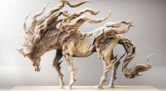 HI everyone,I love ZBrush! Modeled with zbrush,rendered with keyshot. enjoy my zbrush works… Hope you … Toy Art, Magical Creatures, Fantasy Creatures, Zbrush, Animal Sculptures, Sculpture Art, 3d Modelle, Modelos 3d, Ceramic Animals
