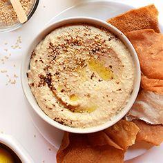 Garam Marsala Hummus | Minimalist Baker Recipes