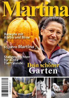 Auch schon immer davon geträumt deine eigene Zeitschrift zu haben? Martina hat ihren Traum wahr gemacht. Schau wie auch du deinen Zeitschrift einfach erstellen kannst mit www.jilster.de #zeitschrift #magazin #zeitung #zeitungmachen #traum #kochen #garten #eigenerezepte #diy