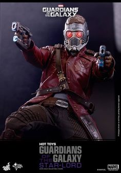 Hot Toys - MMS255 - Guardians Of The Galaxy - Star-Lord