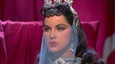 Debra Paget in Princess Of The Nile (1954)