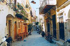 Hania (Chania) Old Town - Venetian influence