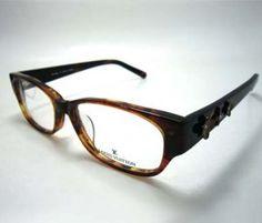 d9ba0448b7 Discount wholesale Z0138E Louis Vuitton Eyeglasses In Brown Eyeglasses
