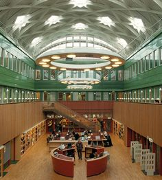 Uppsala University Library - Sweden