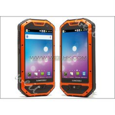 A1  Android 4.0 Smart Phone 3.5 Inch MTK6515 1Ghz 512MB RAM Dual SIM GSM WiFi Dual Camera Free shipping MD0253