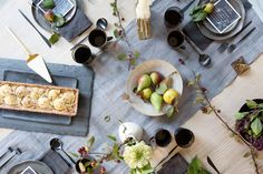 THANKSGIVING TABLE DECOR now on Eye-Swoon.com