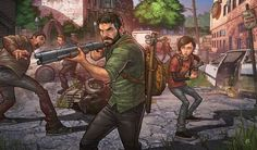 The Last of Us Remastered by PatrickBrown on deviantART #TheLastOfUs