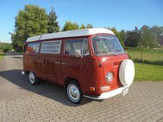 Volkswagen T2 PopTop Californië camper bus - 1970