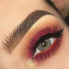 thebahamianprincess.jpg Eye Makeup Tips, Summer Eye Makeup, Makeup Goals, Skin Makeup, Colorful Eye Makeup, Beautiful Eye Makeup, Gorgeous Eyes, Love Makeup, Makeup Inspo