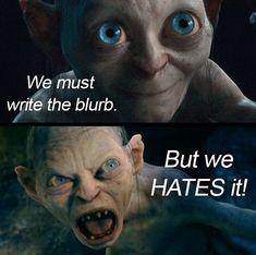 Writing Blurbs: