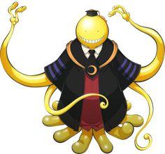 Koro Sensei Quotes - When Backed Into A Corner, Assess Your Options (Assassination Classroom) Otaku, Koro Sensei Quotes, Anime Fighting Games, Manga Anime, Anime Art, Anime Amino, Black Anime Characters, Classroom Board, Me Me Me Anime