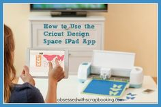 Cricut Explore, Explore Air, Design Space, ipad App, Cricut