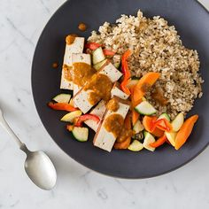 "104 Likes, 9 Comments - Munchery (@munchery) on Instagram: ""This week in SF we have a great new veggie dish for you to try— Vegetable & Braised Tofu Curry.…"""
