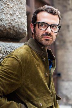 Glasses Faces The Images 95 Schuman L Sartorialist Best By Scott BwR58U